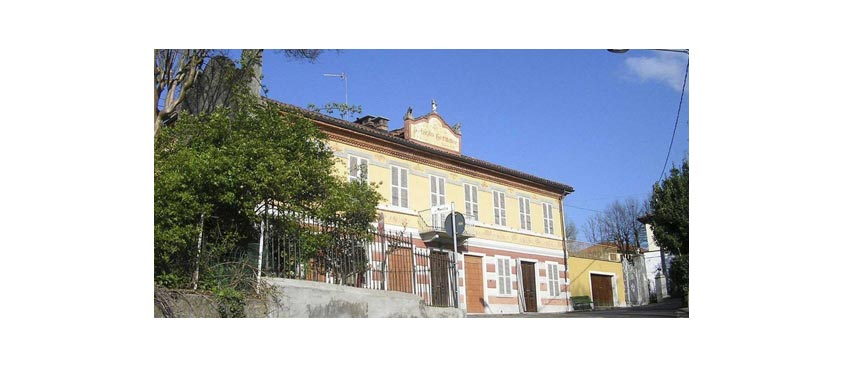 Affittacamere Antica Casa Nebiolo - Nebiolo (AT)