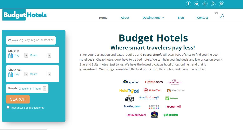 Budgethotels