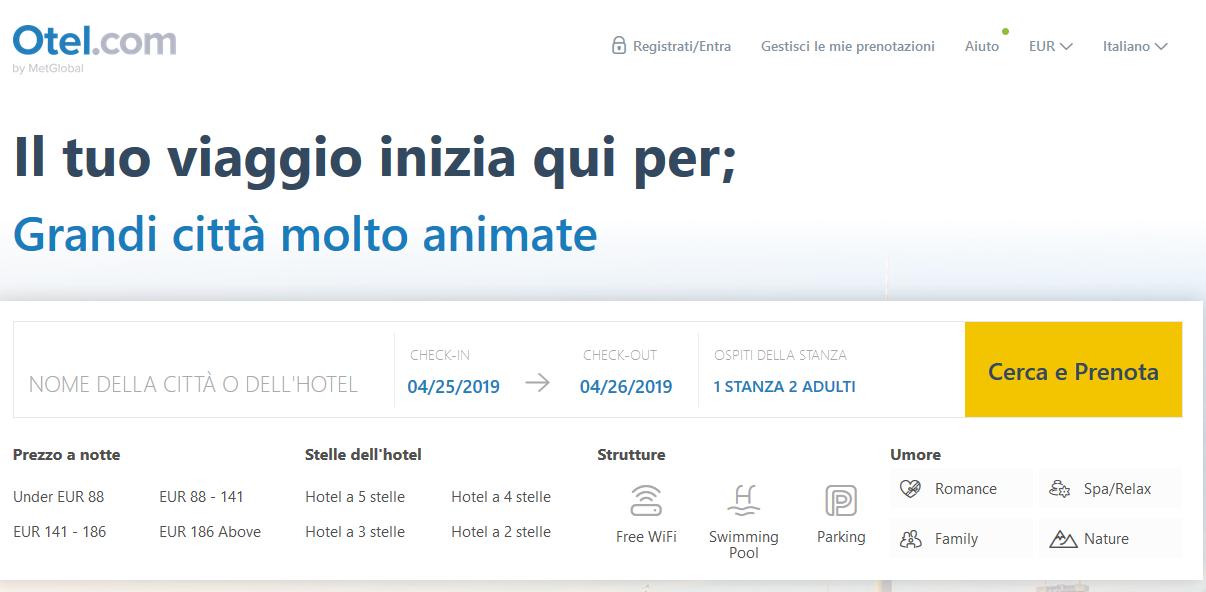 Otel . com