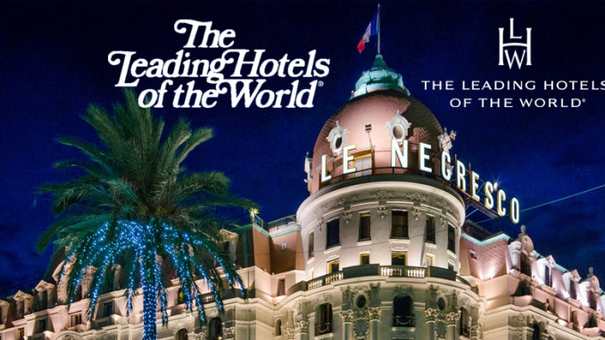 The leading Hotels in the world
